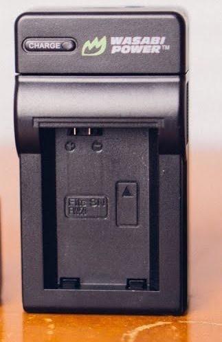 Carregador Wasabi Sony Np-fw50 2 Unidades