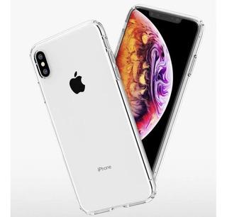 Capa Acrílico Anti Impacto Case Transparente iPhone 7 8 Plus