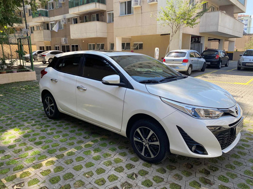 Imagem 1 de 15 de Toyota Yaris 2019 1.5 Xls 16v Cvt 5p
