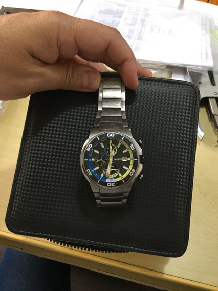 Relógio Orient Titanium Seatech