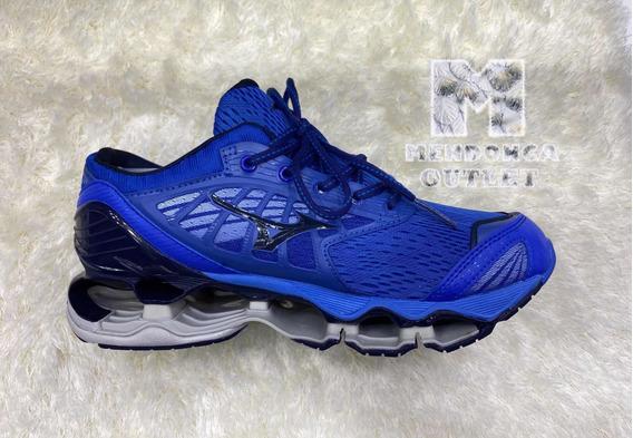 Mizuno Prophecy 9 - Novo Pro 9 - Azul Com Preto