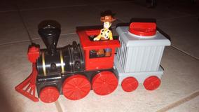 Trem Woody - Imaginext Mattel Toy Story