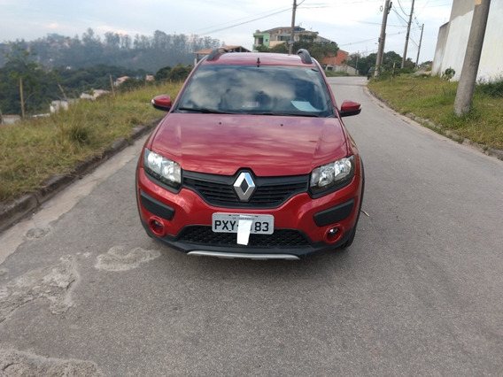 Renault Sandero Stepway 1.6 Rip Curl Hi-power Easy-r 5p 2017
