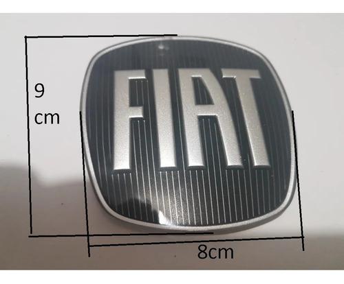 Imagem 1 de 2 de Emblema Pastilha Grade Freemont Só Acrilico  Black Original