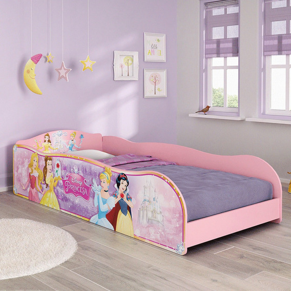 Cama Infantil Princesas Original Disney Plus Pura Magia