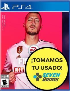 Fifa 20 Ps4 Juego Fisico Sellado Latino Nuevo Sevengamer