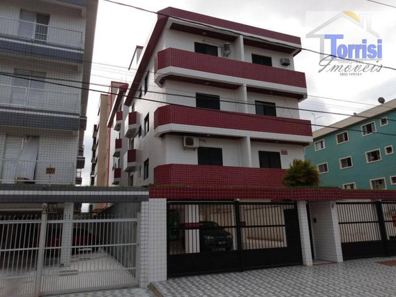 Apartamento Em Praia Grande, 01 Dormitório, Guilhermina, Ap2341 - Ap2341