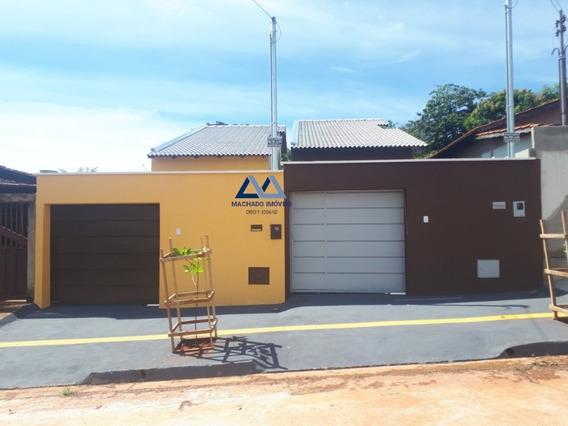 Casa A Venda: Balneário Meia Ponte - 2 Quartos 1 Suíte.