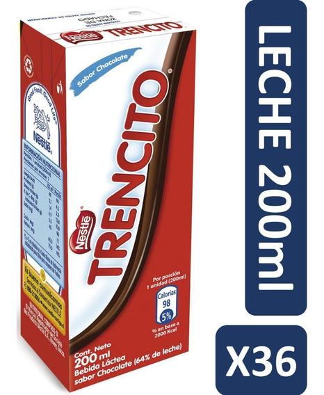 Leche Trencito 200ml Pack X36