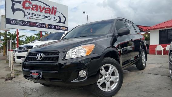 Toyota Rav4 2wd Negra 2012