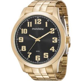 Relógio Mondaine Masculino Original Garantia 99195gpmvde3