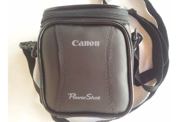 Bolsa Case Câmera Canon Sx60 Hs Sx50 Sx170 Sx510 Sx520 Sx530
