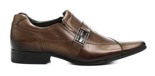 Sapato Social Rafarillo Couro Masculino Vegas