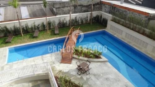 Imagem 1 de 15 de Vila Mascote - Apartamento Novo - Contra-piso - Cf61720