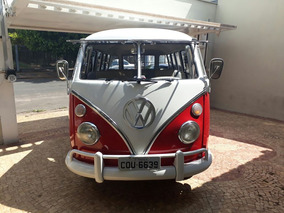 Vw T1 Split Bus Kombi Year 1974