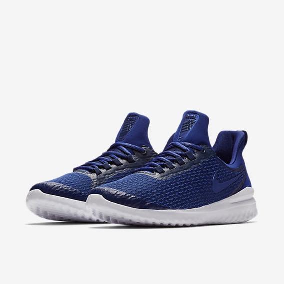 Tênis Nike Renew Rival Azul Original - Footlet