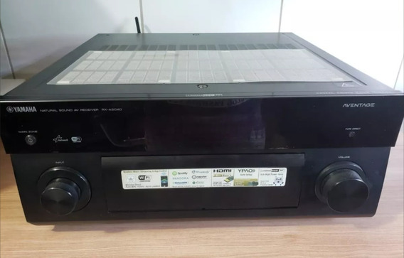 Receiver Digital 9.2 Canais Rx-a-2040 - Yamaha