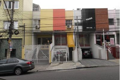 Sobrado À Venda, 198 M² Por R$ 800.000 - Tatuapé - São Paulo/sp - So10579