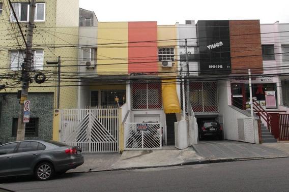 Sobrado Com 1 Dormitório À Venda, 198 M² Por R$ 800.000,00 - Tatuapé - São Paulo/sp - So10579