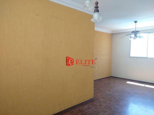 Apartamento Com 3 Dormitórios À Venda, 77 M² Por R$ 270.000,00 - Jardim Satélite - São José Dos Campos/sp - Ap3913