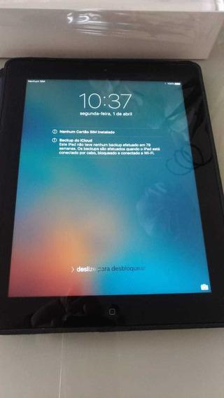 iPad 3 Geração 4g 32gb Preto