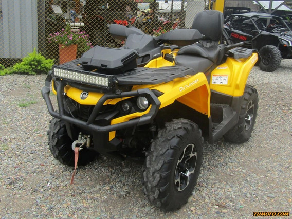 Can Am Outlander 650 Max Xt 2016