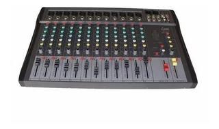 Consola De Sonido Fx-1230 E-sound