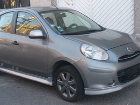 Nissan March Sr