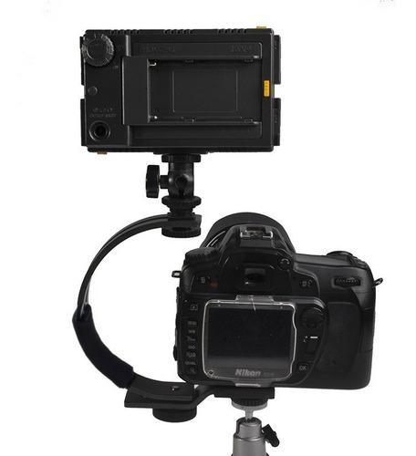 Soporte Montura De Camara Para Video O Luces, Tipo C