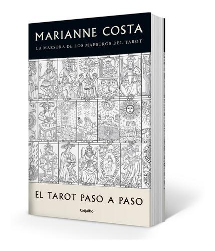 Libro El Tarot Paso A Paso - Marianne Costa