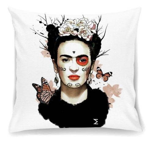 Almohadones Frida Personalizados Decorativos Estampados