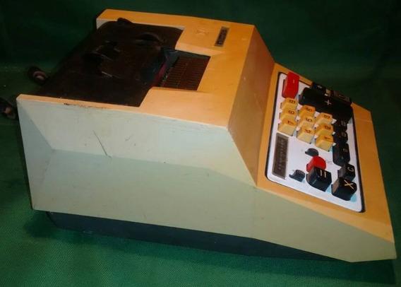 Calculadora Antiga Olivetti Multisumma 20