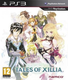 Tales Of Xillia Juego Digital Ps3