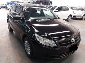Volkswagen Gol Trend 1.6 Pack I 101cv 2012 Negro