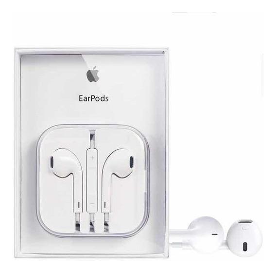 Fone De Ouvido Apple Earpods iPhone 4s 5 5s 5c Se 6 6s Plus