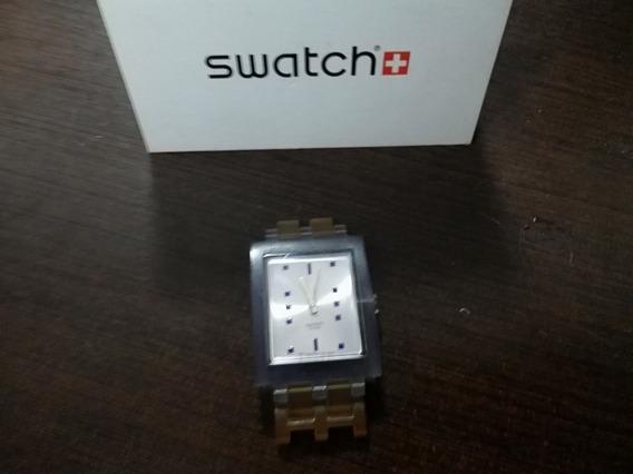 Reloj Swatch Para Refacciones O Reparación Morado