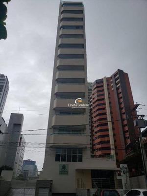 Apartamento Com 2 Dormitórios À Venda, 59 M² Por R$ 395.000 - Tambaú - João Pessoa/pb - Ap2305