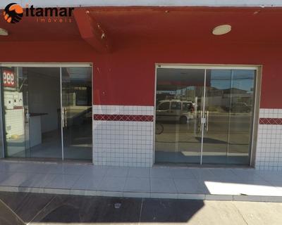 Ponto Comercial Para Locação Em Guarapari É Nas Imobiliárias Itamar Imoveis - Pt00070 - 34067059