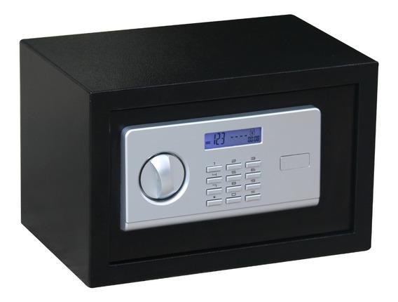 Caja Fuerte Digital - Klatter - Con Visor Lcd 31cm X 20cm X 20cm