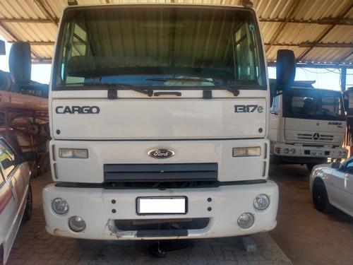 Ford Cargo 1317e 4 Cilindros 2011