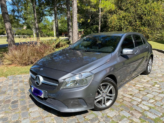 Mercedes-benz Clase A 1.6 A200 Urban 156cv 2017 Automatico