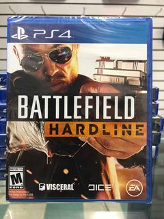 Battlefield Hardline Ps4 Nuevo Sellado Envíos