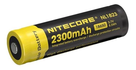 Bateria Nitecore 18650 Li-ion 2300 Mah Nl1823 3,7 V 8,5 Wh