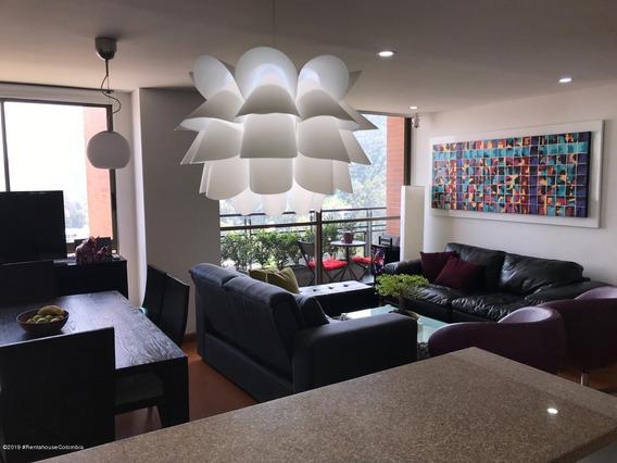 Apartamento En Venta En Chapinero Alto Mls19-958rt
