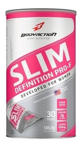 Slim Definition Pro Bodyaction 30 Packs