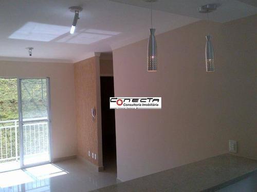 Imagem 1 de 10 de Apartamento Residencial Para Locação, Parque Prado, Campinas. - Ap0308