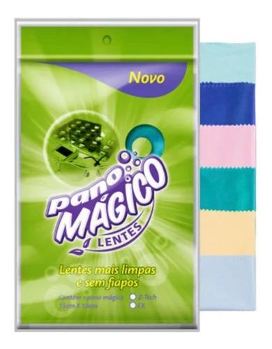 Pano Magico Lentes Verde Pastel Akora