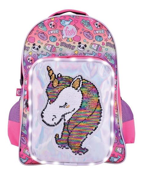 Mochila Footy Unicornio 17