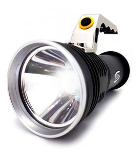Lanterna Holofote Profissional T6 Recarregável Ultra Potente