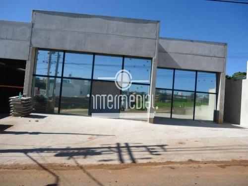 Sala  Comercial Para Locação, Jardim Das Palmeiras, Boituva. - Sa0034
